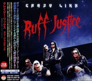Crazy Lixx - Ruff Justice (Japanese Edition) (2017).jpg