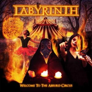 Labyrinth - Welcome To The Absurd Circus (2021).jpg